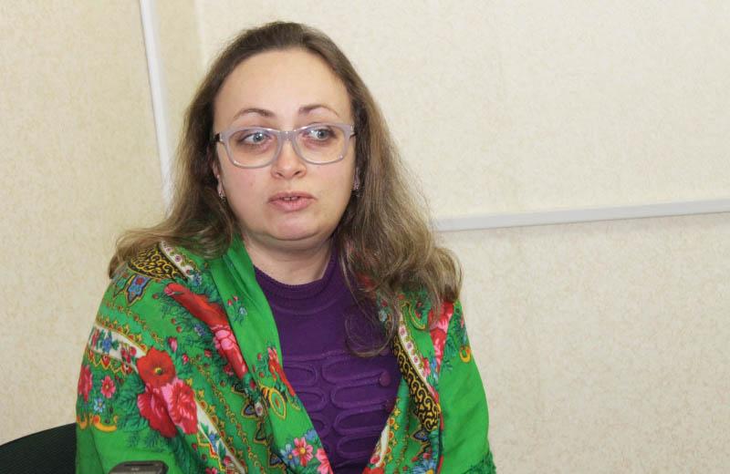 Олена Кіянчук