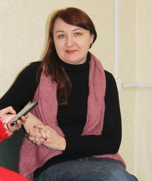 Оксана Жорняк