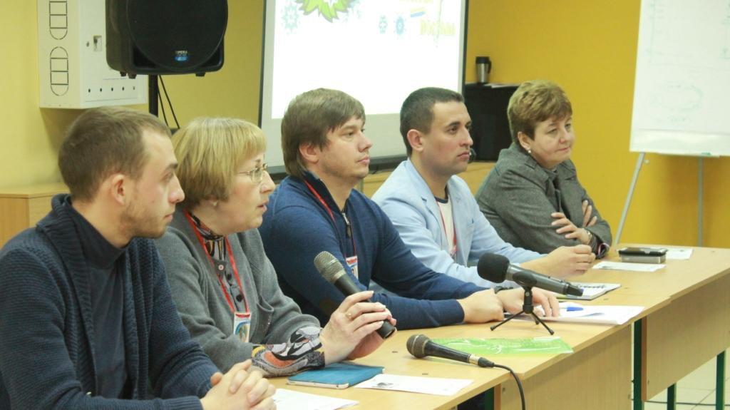 Голова обласної ради Олександр Біленький на ЗиСР-2016