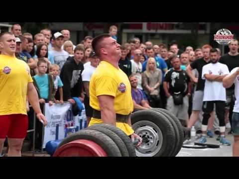I этап командного кубка Украины Strongman Open Challenge 2015
