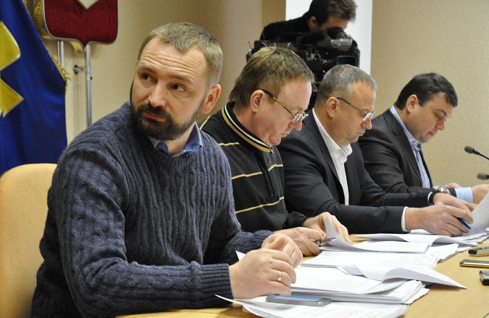 Анатолій Ханко, Євгеній Холод, Ігор Сірик та Андрій Пісоцький