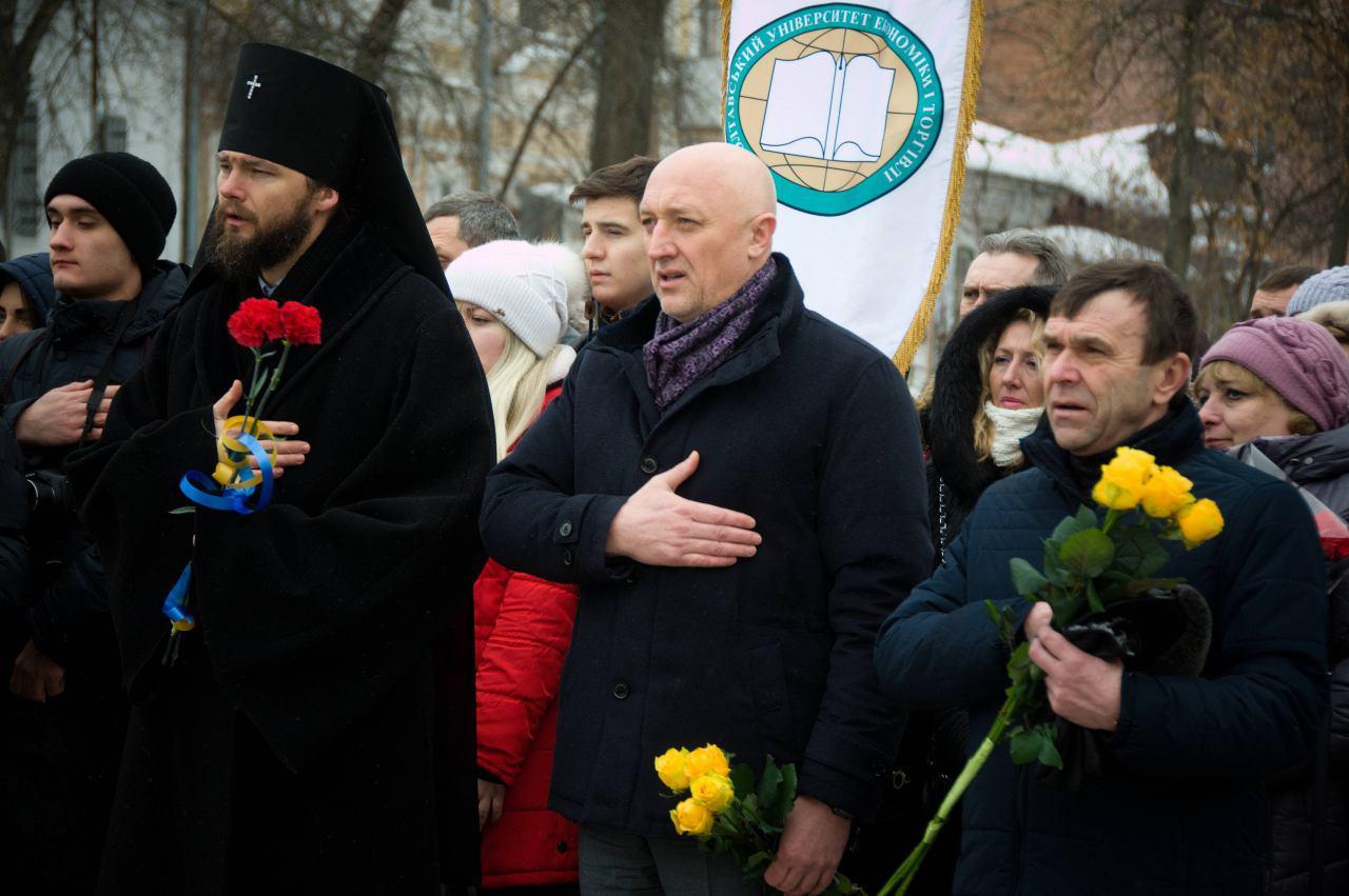 Археєпископ Полтавський та Кременчуцький Федір, Валерій Головко та Микола Білокінь