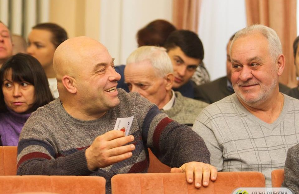 Олександр Лещенко та Володимир Дащенко
