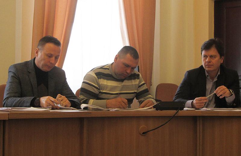 Андрій Матковський, Віталій Павлій та Андрій Соколов