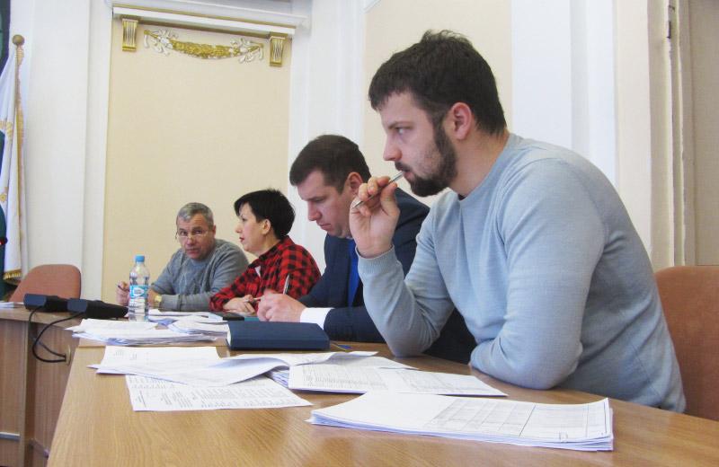 Володимир Корнійчук, Світлана Бондарєва, Олександр Шамота та Юліан Матвійчук