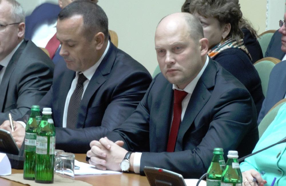 Сергій Каплін, представник Федерації профспілок України у Верховній Раді