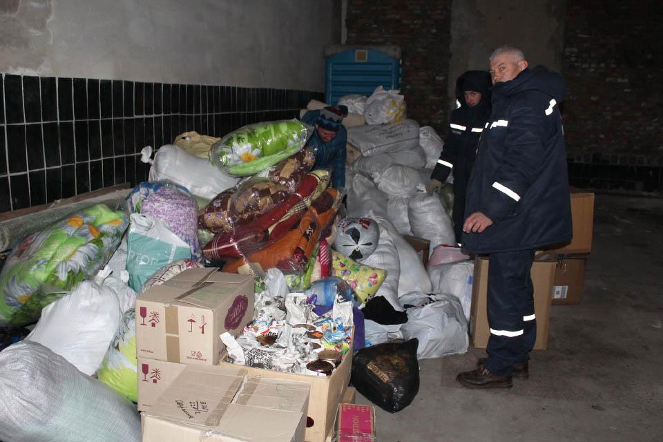 Полтавщина відправила гуманітарну допомогу у Авдіївку
