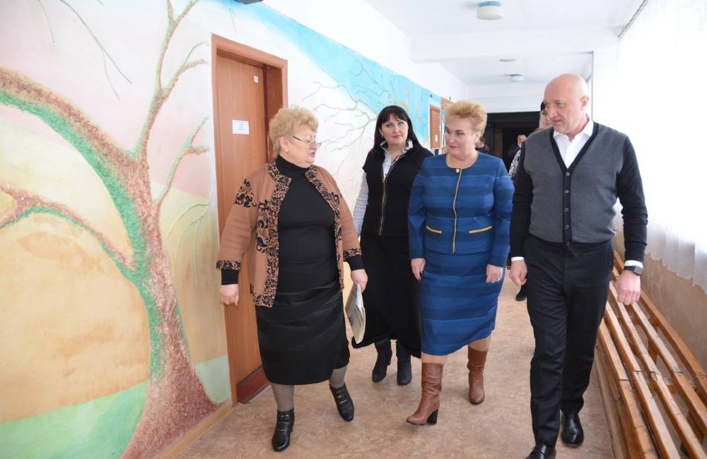 Валерій Головко відвідав Сенеівський НВК №2
