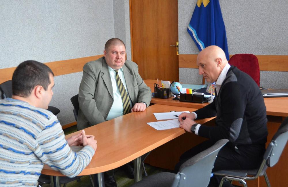 Валерій Головко провів прийом громадян у Семенівці