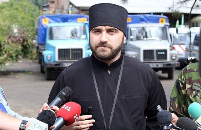 Отець Максим Кролевський