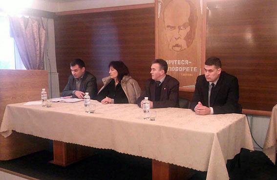 Представлення нового керівника поліції Великобагачанського району