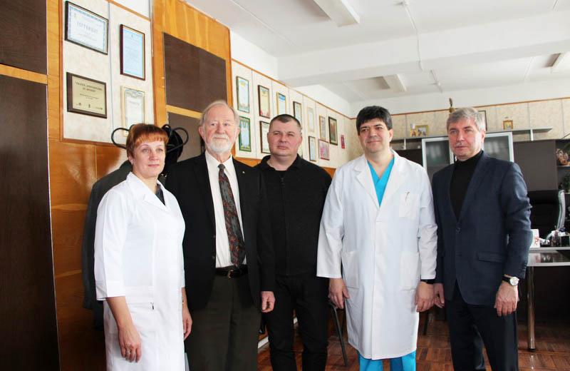 Під час робочого візиту Романа Савицького до Полтави