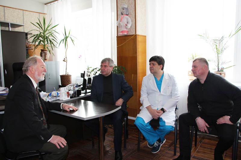 Зустріч із Романом Савицьким