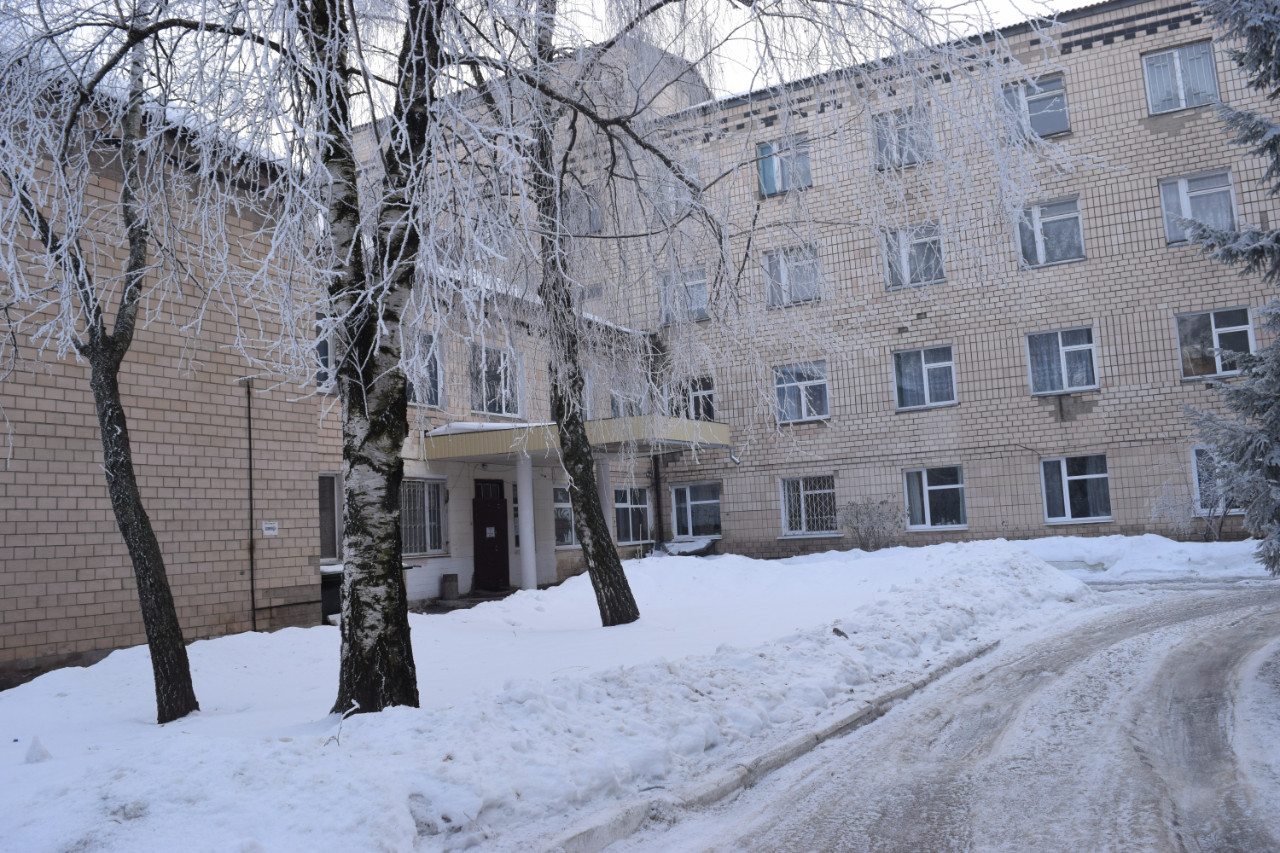 Гадяцька Центральна районна лікарня