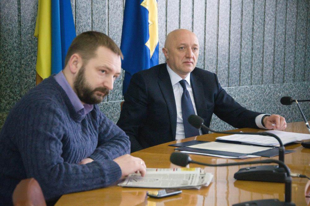 Анатолій Ханко та Валерій Головко