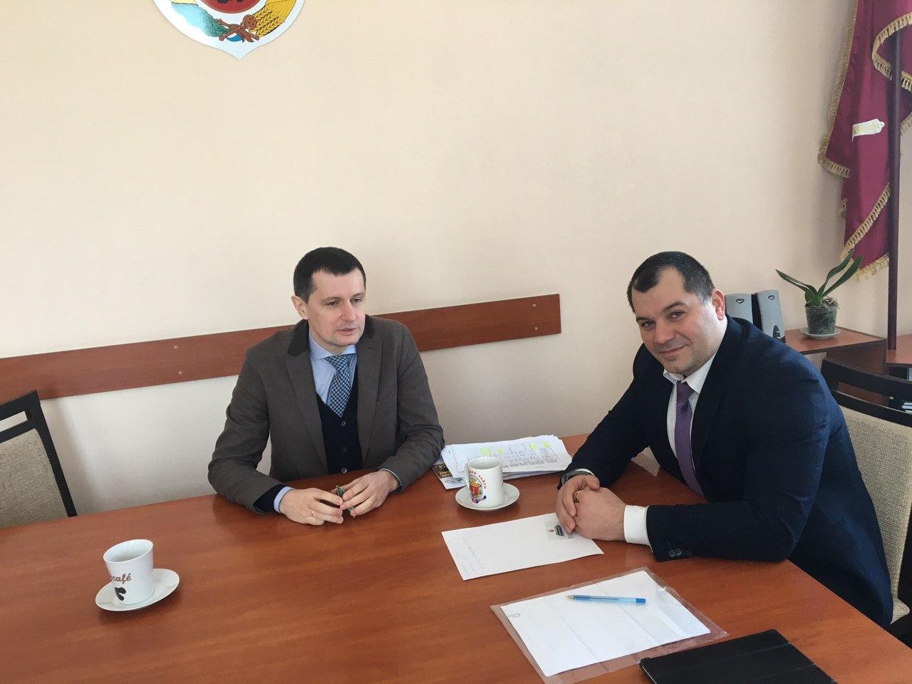 Зустріч із народним депутатом України Романом Семенухою