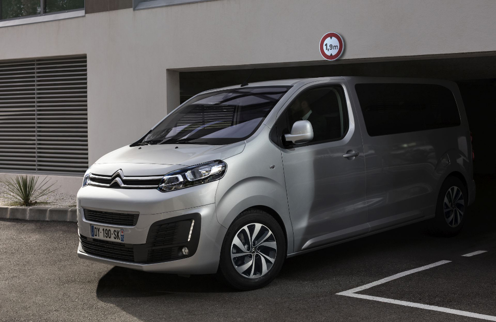Citroёn SpaceTourer
