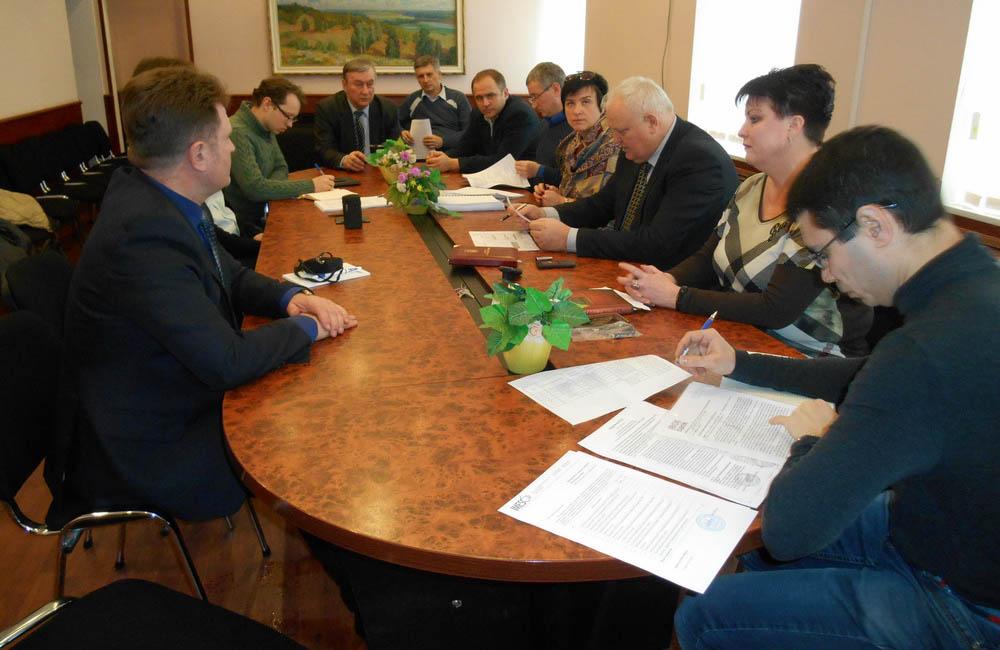 Підписання договору з директором об'єднанням підприємств ТОВ «ІМЕСК та ТОВ «ФЛАУЕР» Кетько М.О.