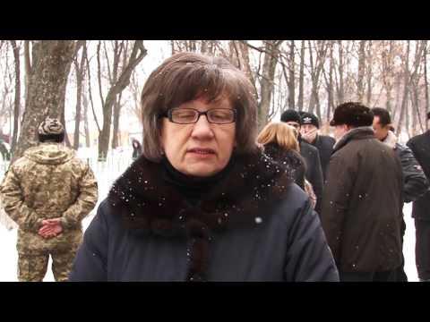 Афганцю Олександру Бідному відкрили меморіальну дошку на фасаді школи
