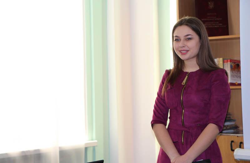 Анна Барабаш, переможниця конкурсу Пара-BEST-2016
