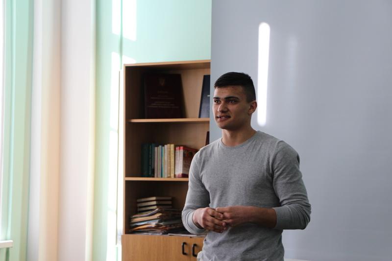 Ярослав Здоровець, учасник конкурсу в 2016 році