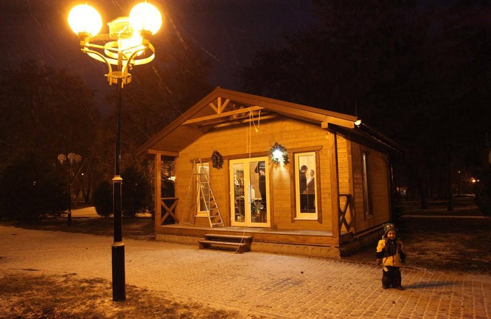 Будинок Святого Миколая біля Свято-Успенського Собору