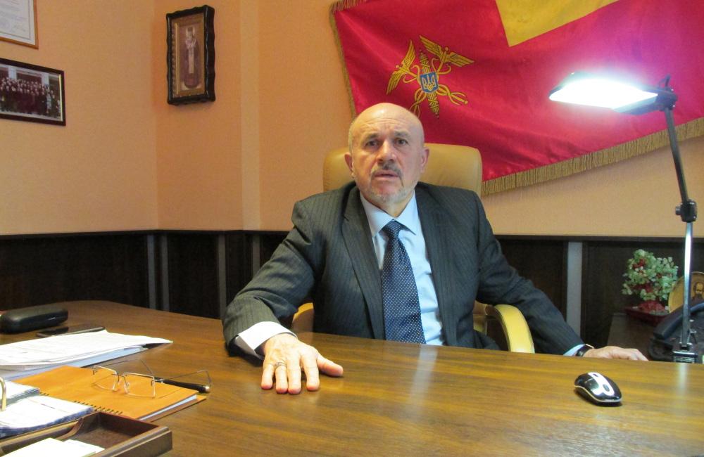 Володимир Оніщенко, голова Полтавського обласного тервідділення АМКУ