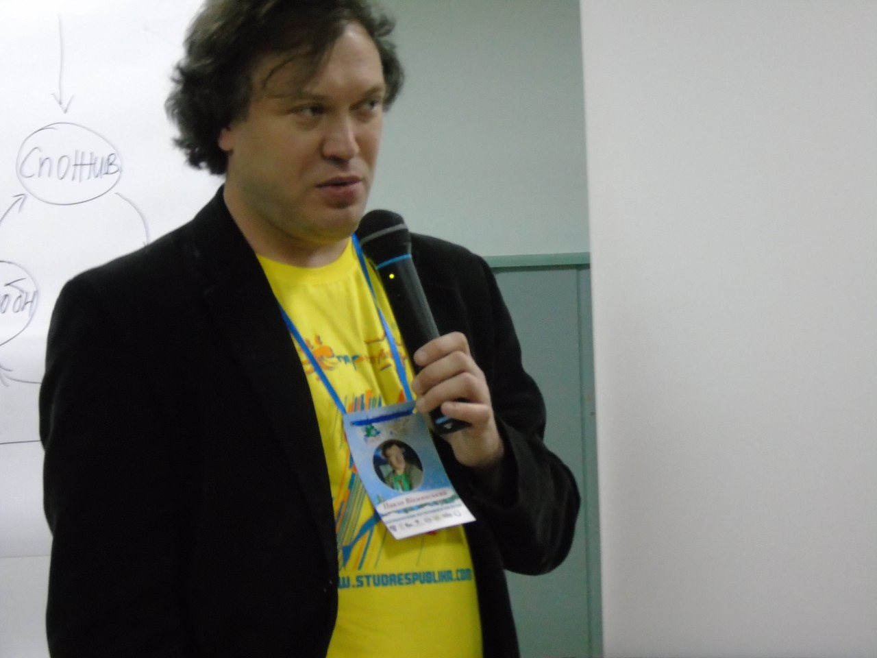 Лідер республіканців України Павло Вікнянський