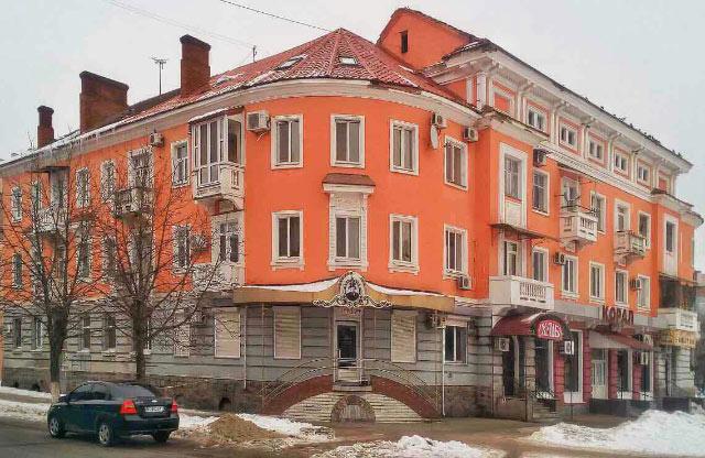 Будинок на вул. Анатолія Кукоби, 47