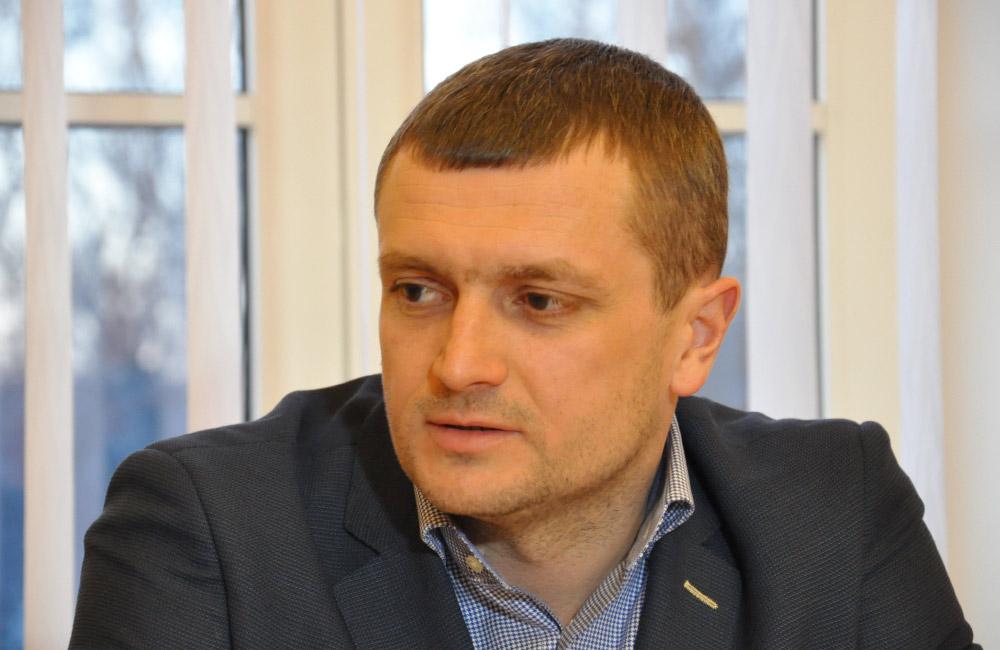 Олексій Чепурко, заступник міського голови Полтави