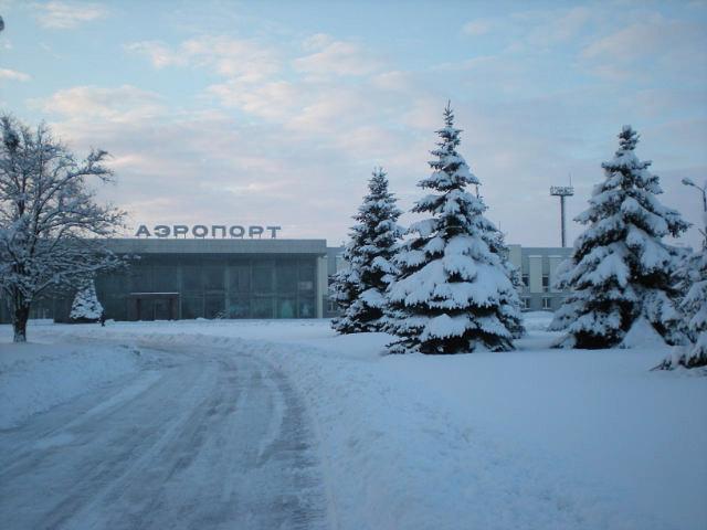 Фото з архіву ПОКП «Аеропорт-Полтава»