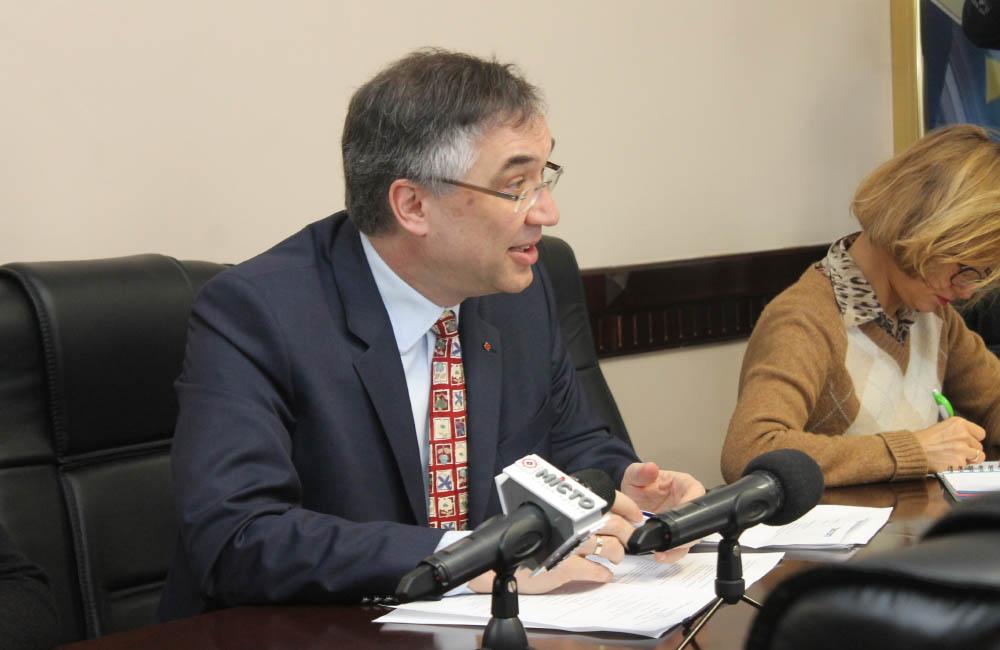 Роман Ващук, Надзвичайний і Повноважний Посол Канади в Україні