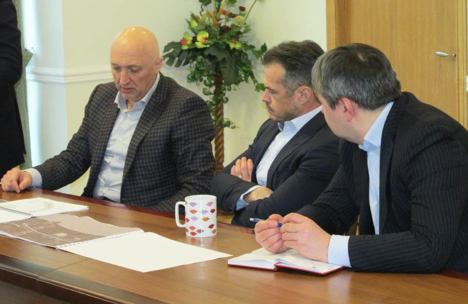 Валерій Головко, Славомір Новак та його радник Олександр Кава