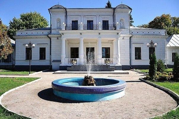 Дворец после реконструкции
