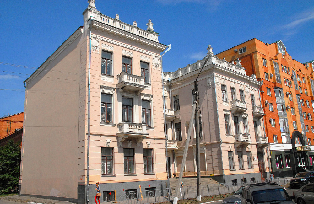Полтавський палац дитячої та юнацької творчості
