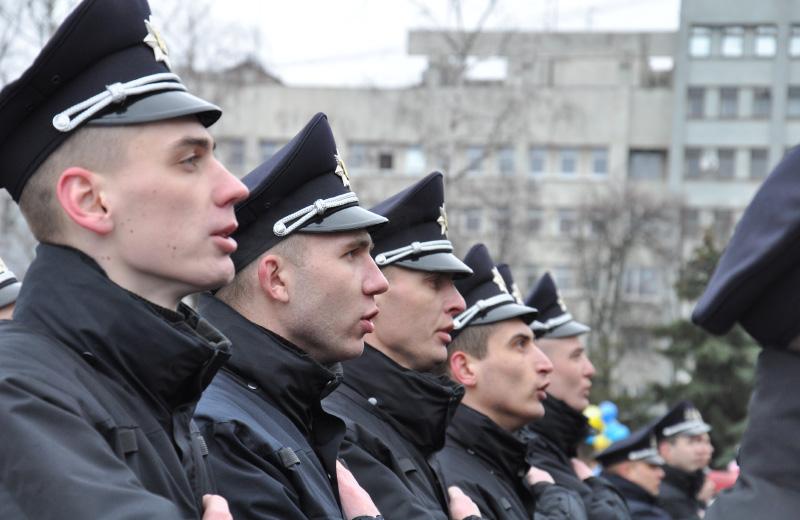 Полтавські патрульні поліцейські