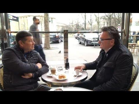 Геннадий Балашов - большое интервью с Онищенко из Франции