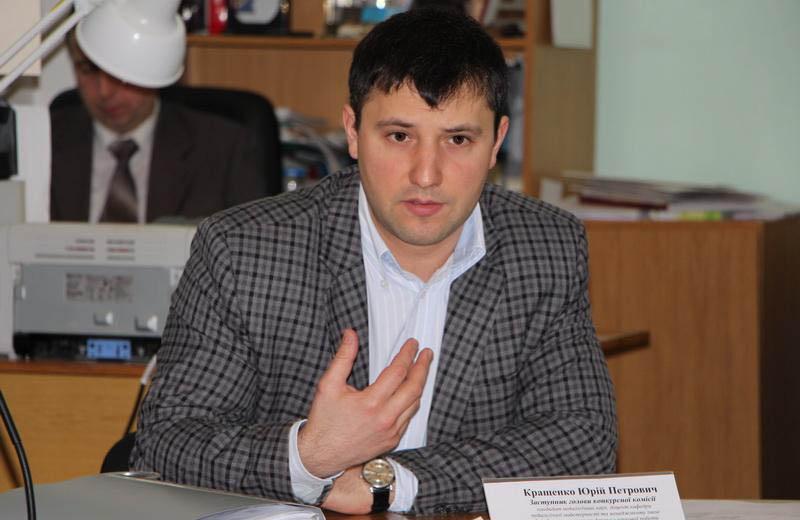 Юрій Кращенко, заступник голови конкурсної комісії, кандидат педагогічних наук