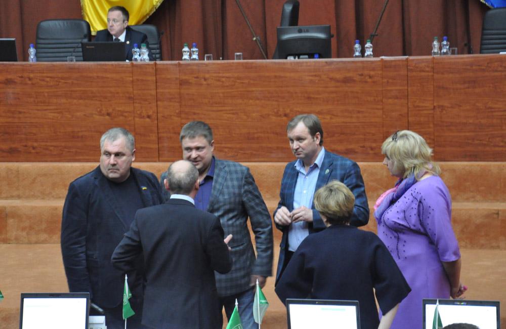 Депутати фракції «УКРОП»