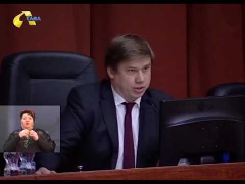 Василь Ковальчук закрив рота депутату облради (2017.03.06)