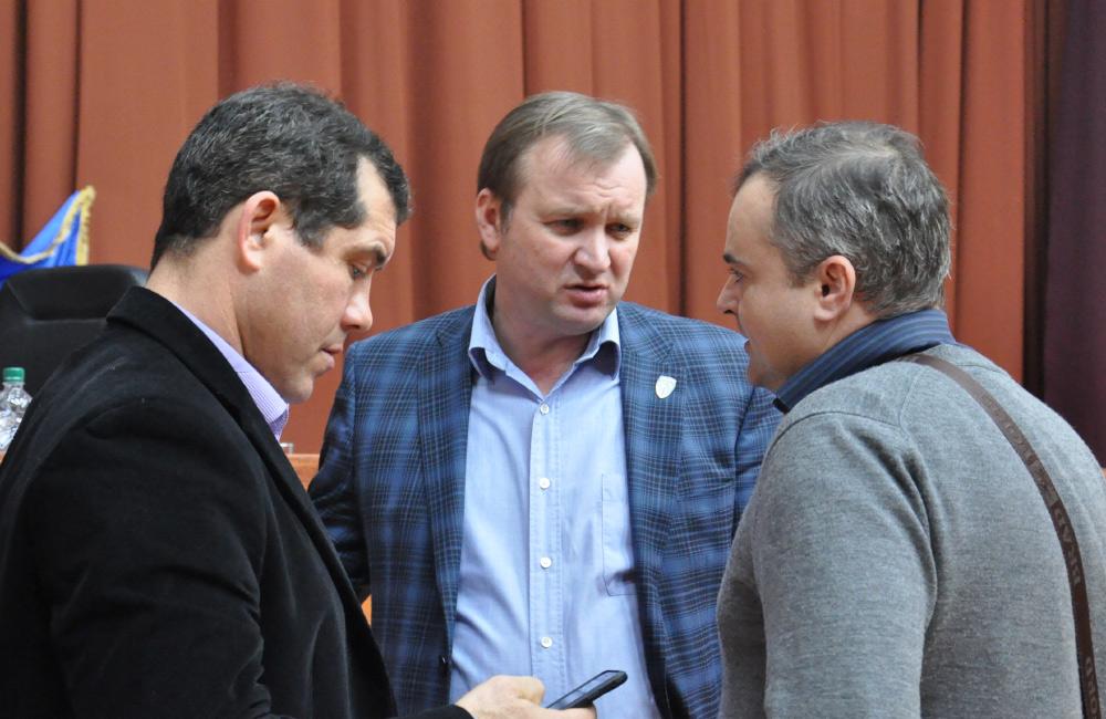 Іван Діденко, Сергій Соловей та Ян Пругло