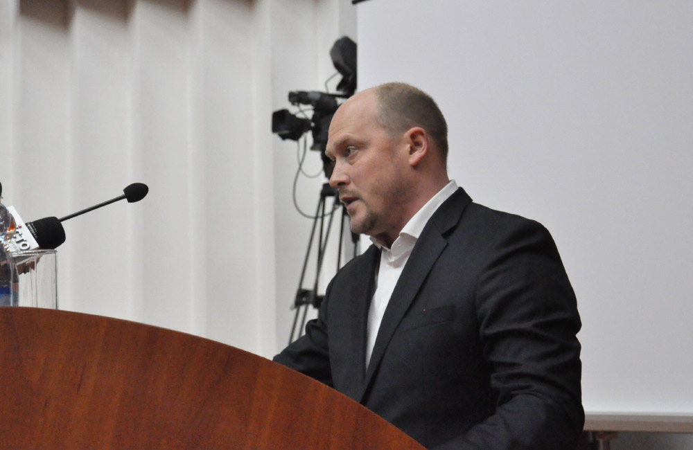 Нардеп-соціал-демократ Сергій Каплін