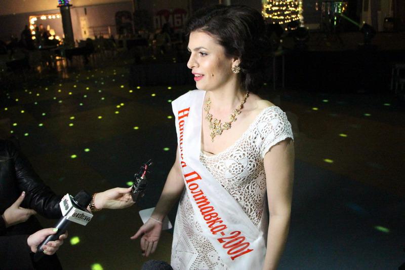 Переможиця конкурсу у 2001 році Наталія Златопольська