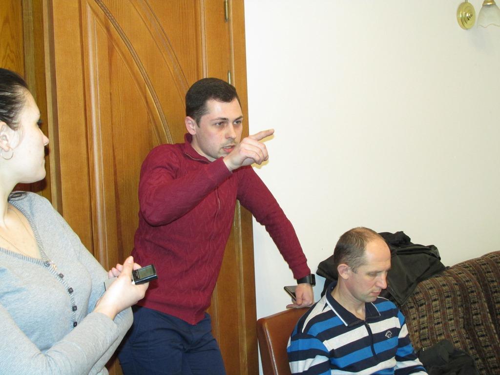 Кандидат, що не увійшов до складу Громадської ради, Едуард Волков