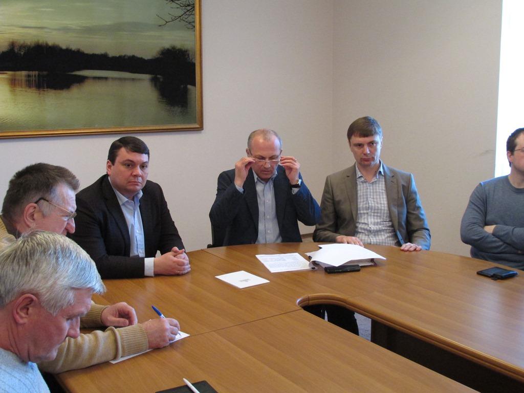 Перший заступник голови Полтавської ОДА Андрій Пісоцький