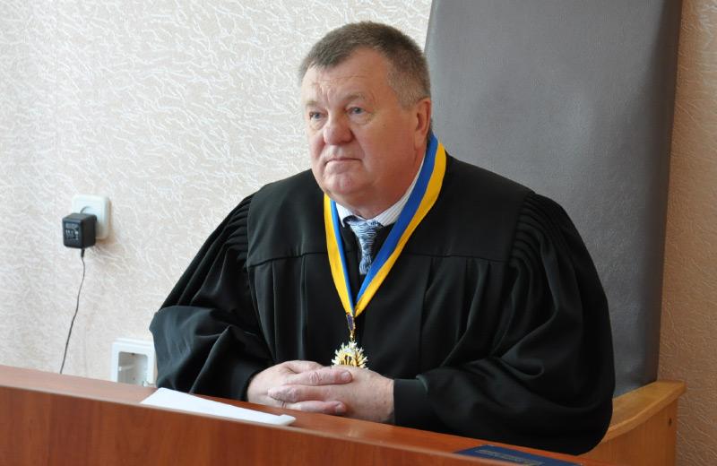 Суддя Олександр Струков