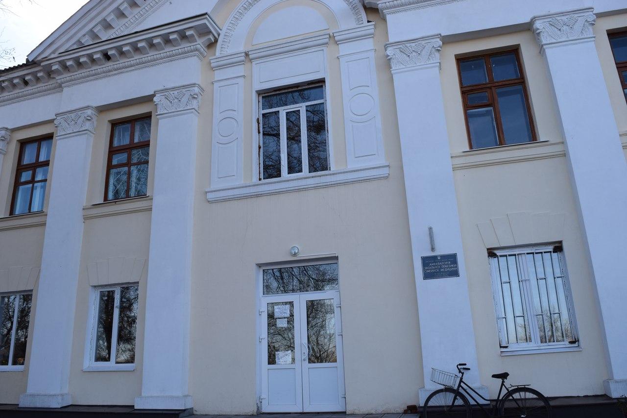 Заміна вікон у Веприцький амбулаторії