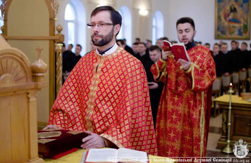 Отець Ігнатій Москалюк