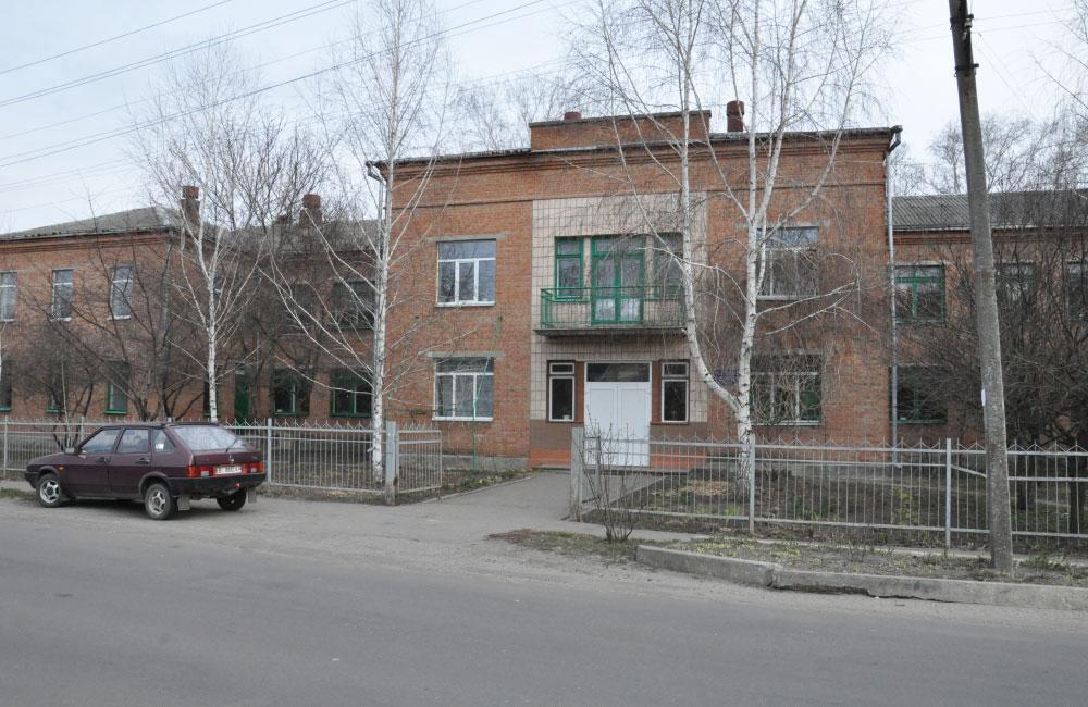 Школа №15 на вул. Тунельній у Полтаві