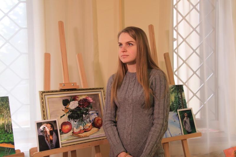 Вихованка студії Марія Слащова